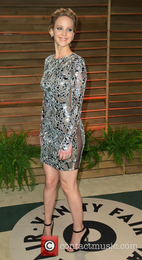 Jennifer Lawrence Tom Ford