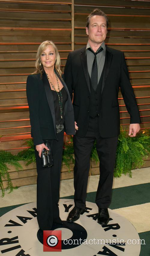 Bo Derek and John Corbett 2