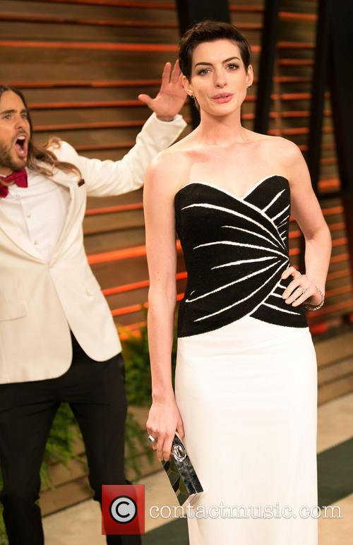 Jared Leto and Anne Hathaway 10