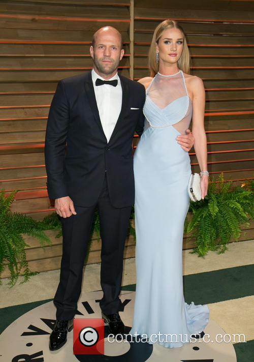 Jason Statham and Rosie Huntington-whiteley 9