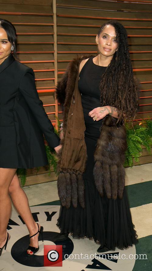 Zoe Kravitz and Lisa Bonet 4