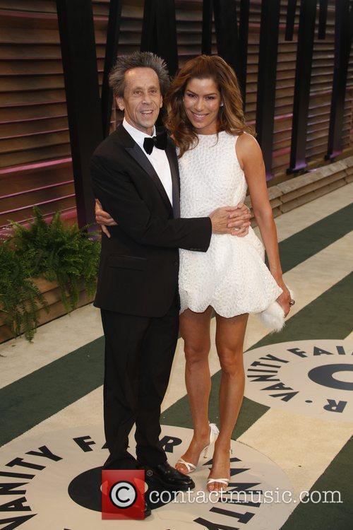 Brian Grazer and Veronica Smiley 5