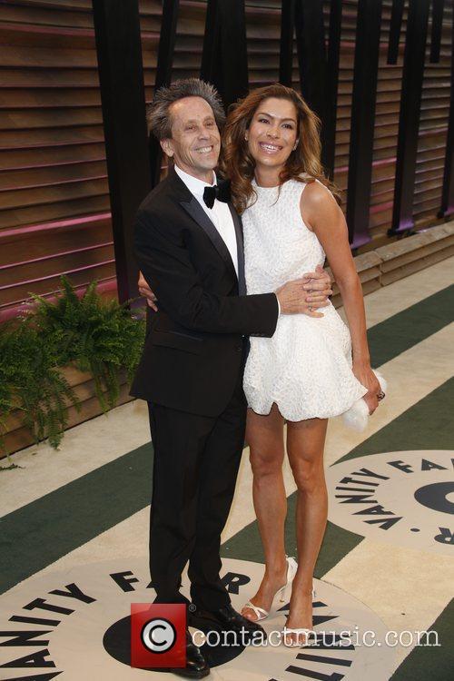 Brian Grazer and Veronica Smiley 6