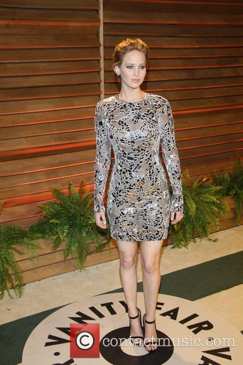 Jennifer Lawrence Madonna After Party