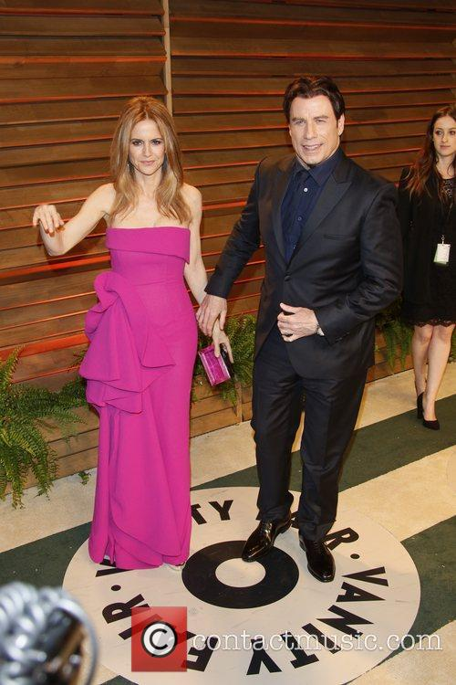 John Travolta and Kelly Preston 6