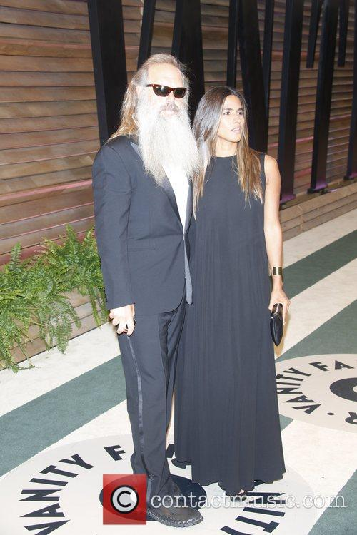 Rick Rubin, Actress/producer Mourielle Her and Vanity Fair 5