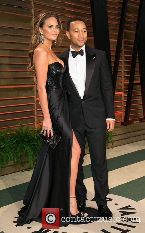 Christine Teigen and John Legend 10