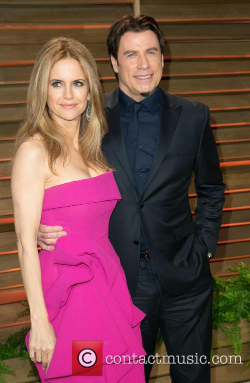 Kelly Preston and John Travolta 6