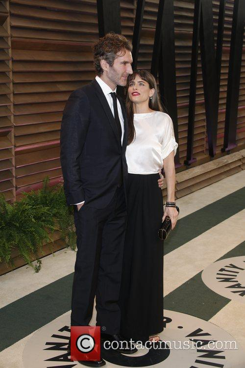 Amanda Peet and David Benioff 4