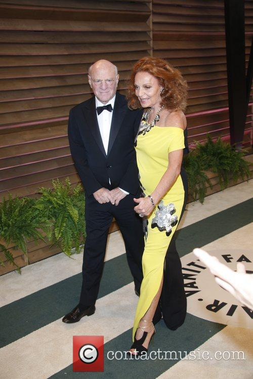 Barry Diller and Diane Von Furstenberg 5