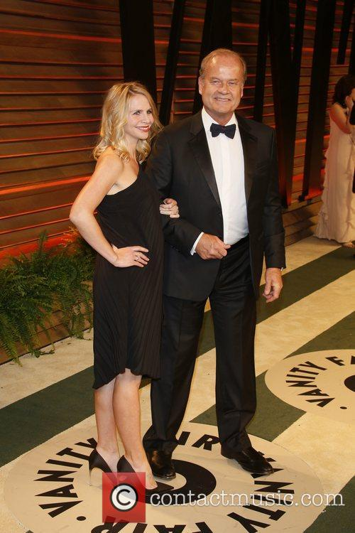 Kayte Walsh and Kelsey Grammer 5