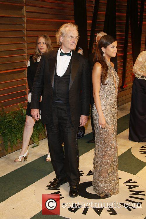 Selena Gomez, Bill Murray