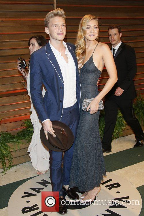 Cody Simpson, Gigi Hadid and Vanity Fair 2