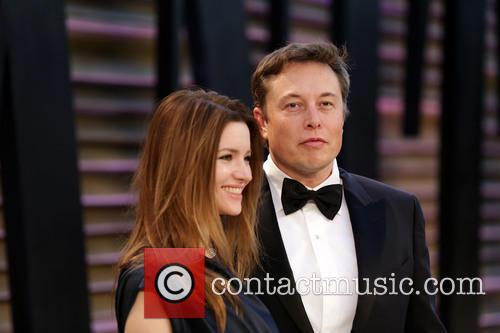 Talulah Riley and Elon Musk 1