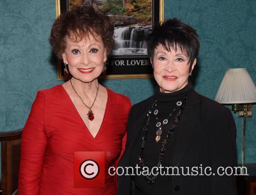 Carol Lawrence and Chita Rivera 1