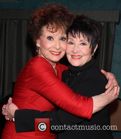 Carol Lawrence and Chita Rivera 6