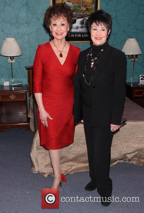 Carol Lawrence and Chita Rivera 8
