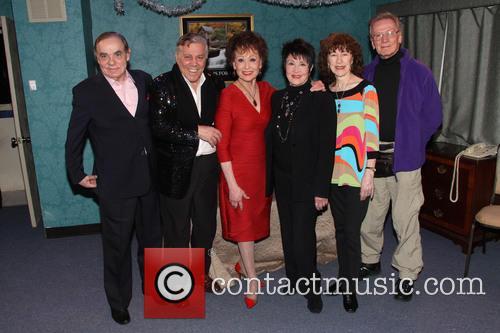 Carol Lawrence, George Marcy, Jamie Sanchez, Chita Rivera, Marilyn D'honau and William Guske 2