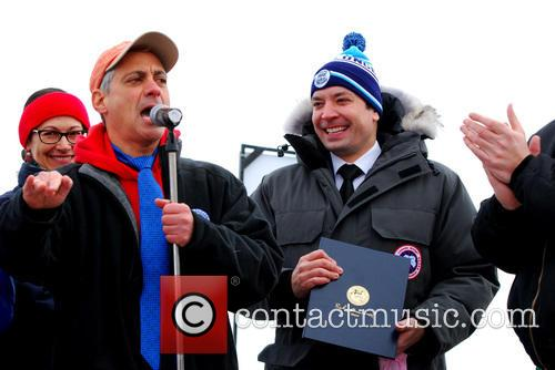 Rahm Emanuel and Jimmy Fallon 3
