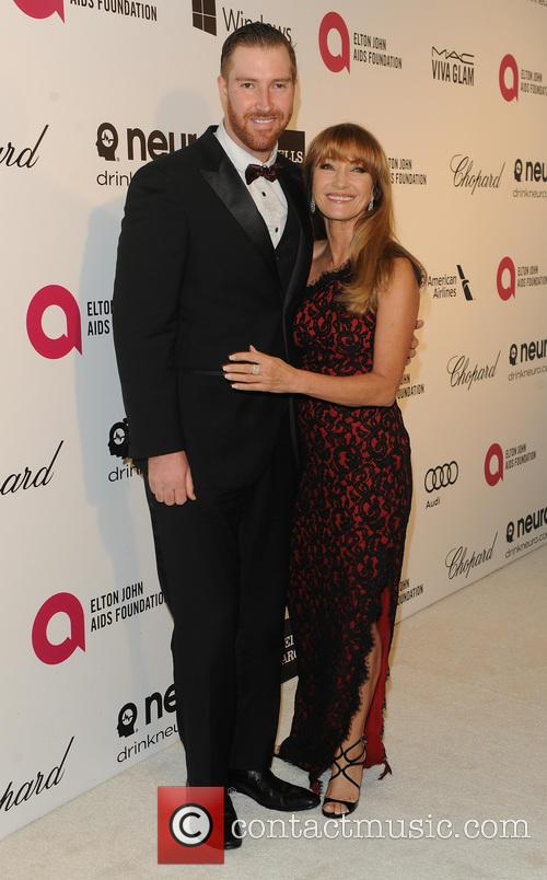 Jane Seymour and Son 6