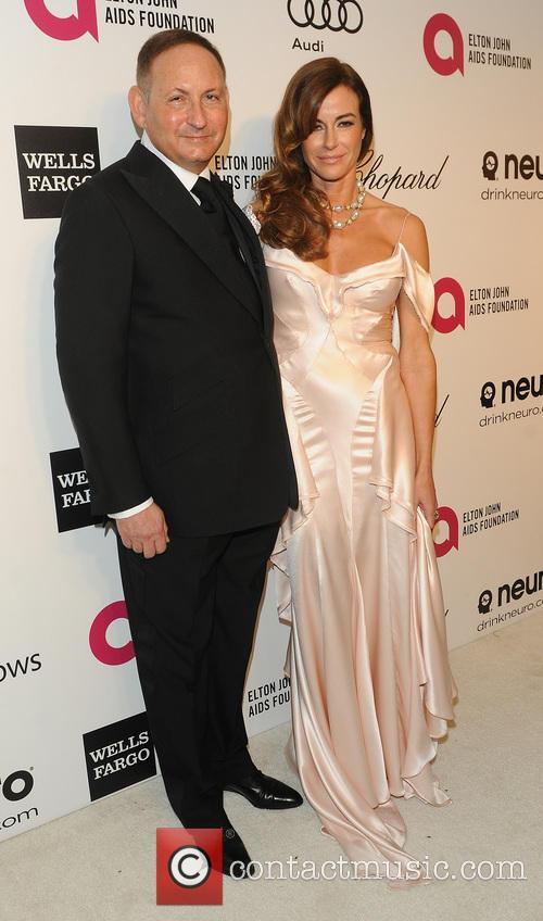 Kelly Bensimon, Elton John, Academy Awards