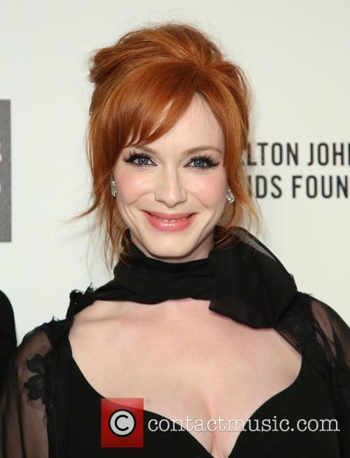 Christina Hendricks, Pacific Design Center, Academy Awards