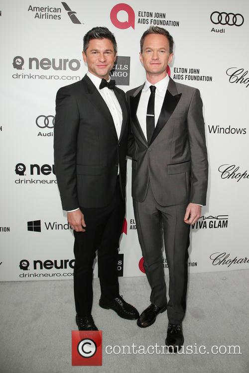 Neil Patrick Harris and David Burtka 7
