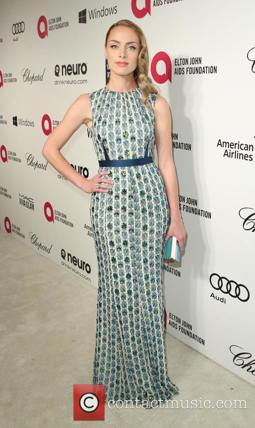 Elton John, Rachel Skarsten, Pacific Design Center, Academy Awards