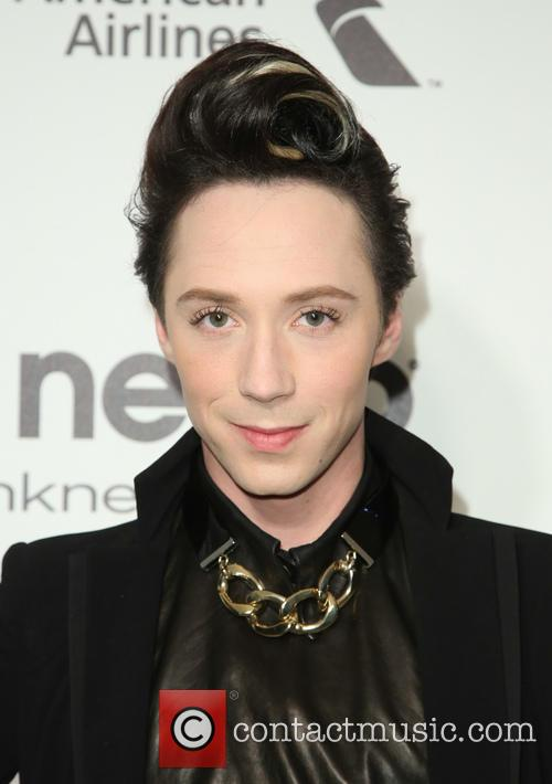 johnny weir elton john aids foundation oscar 4095992