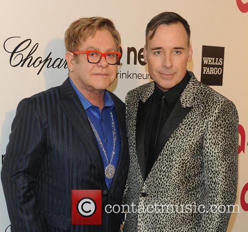 Elton John and David Furnish 9