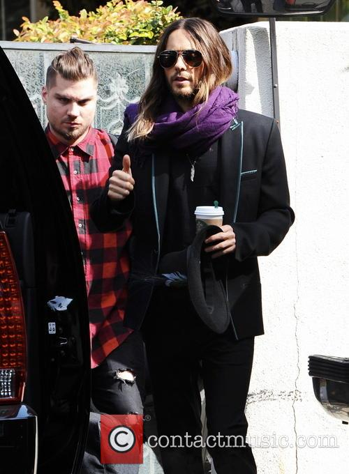 Jared Leto and Shannon 2