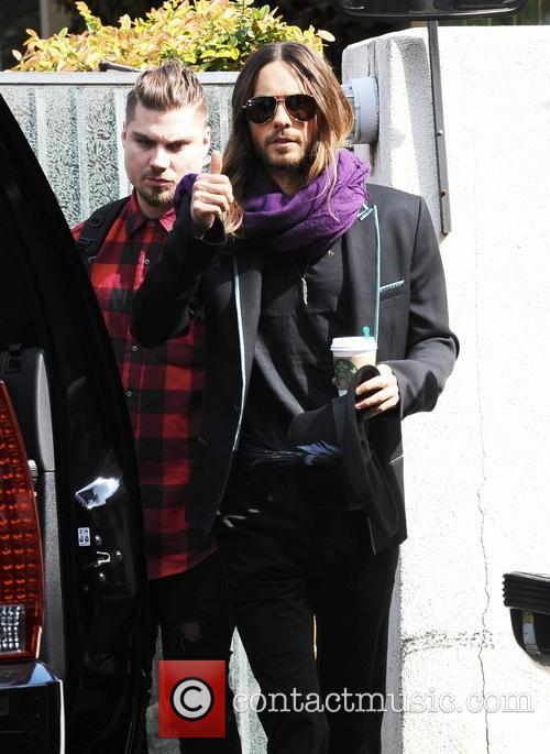 Jared Leto and Shannon 5