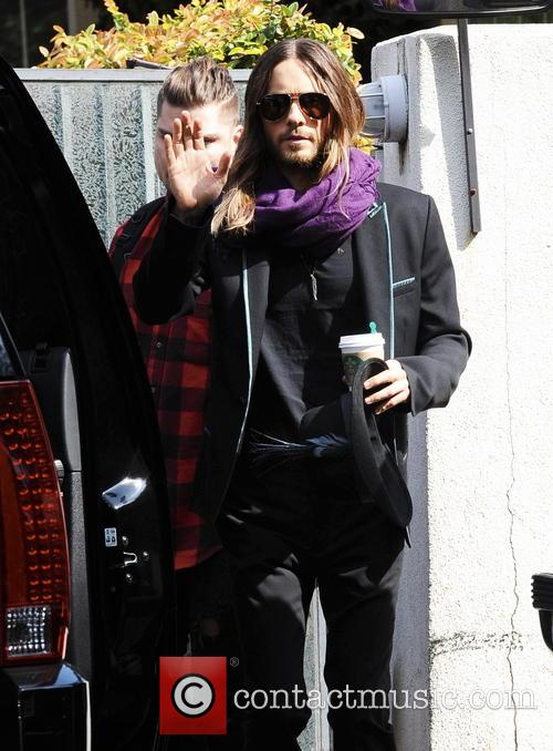 Jared Leto and Shannon 10