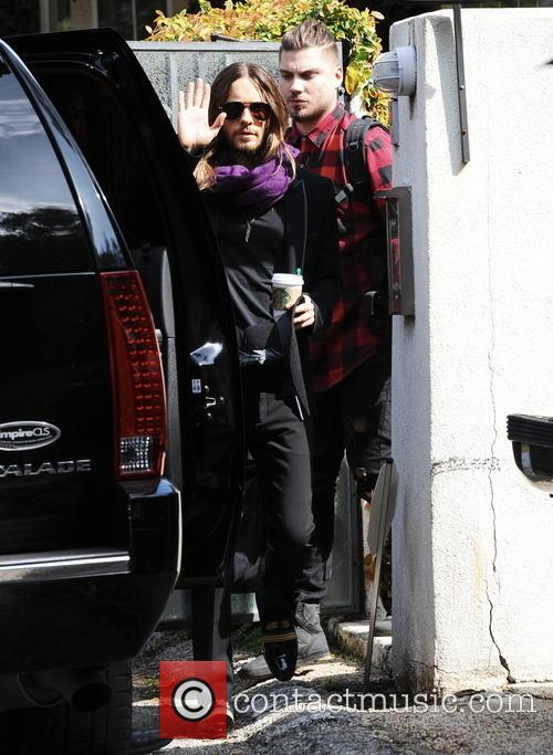 Jared Leto and Shannon 11