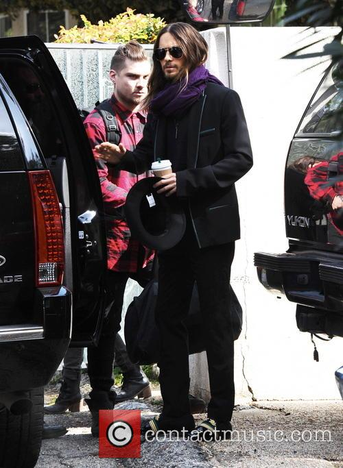 Jared Leto and Shannon 1
