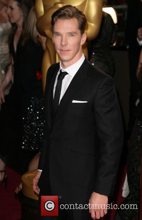 Benedict Cumberbatch, Dolby Theatre, Oscars