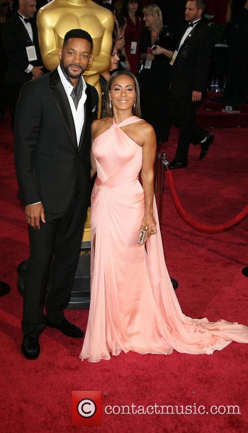 Jada Pinkett Smith and Will Smith 6
