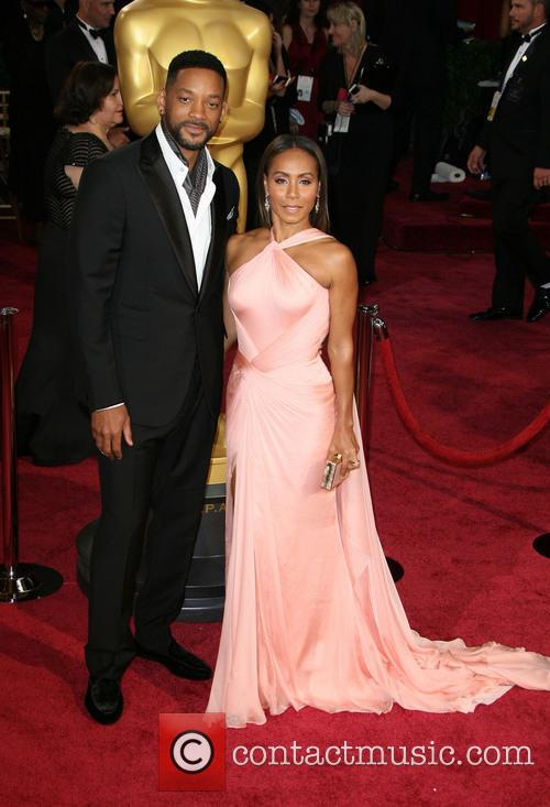 Jada Pinkett Smith and Will Smith 7