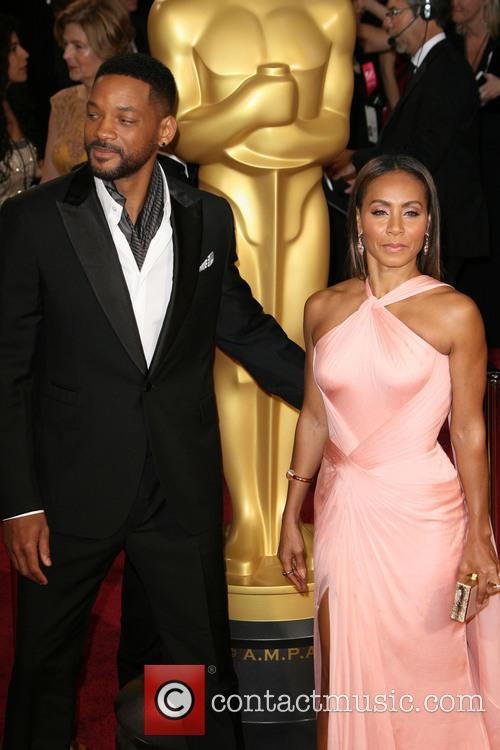 Jada Pinkett Smith and Will Smith 8