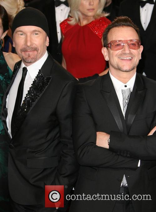 The Edge and Bono 2