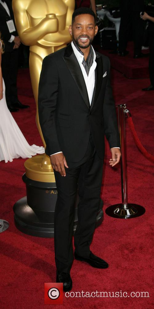 Will Smith at the 2014 oscars