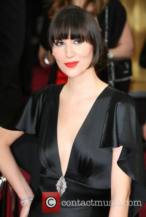 Karen O at the 2014 Oscars
