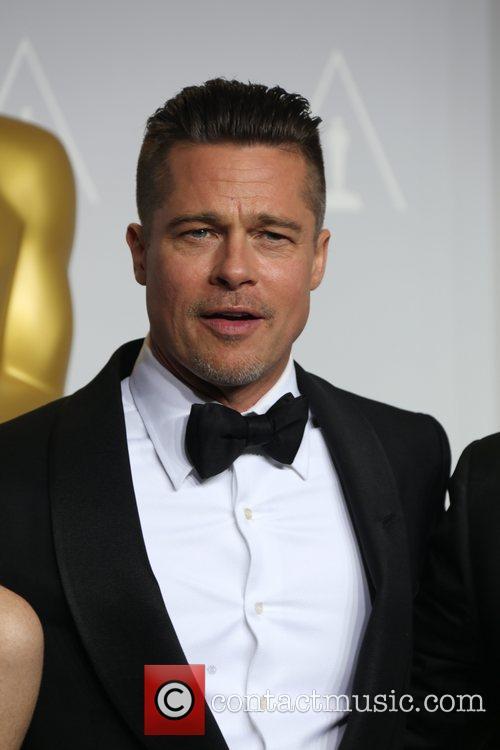 Brad Pitt, Oscars 2014