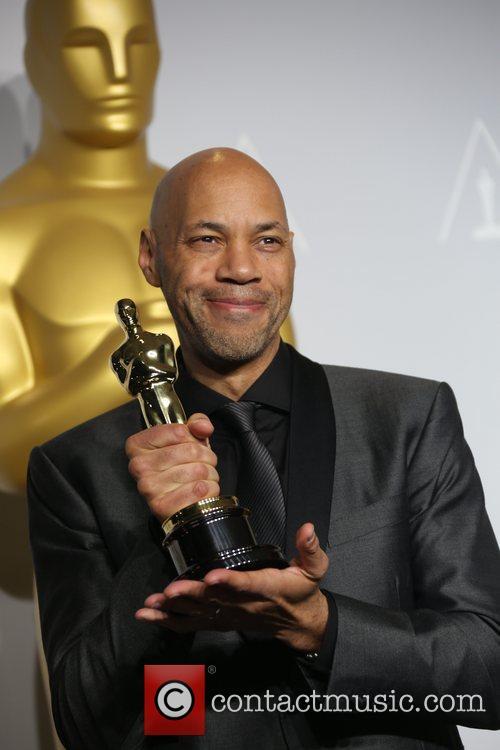 John Ridley, Oscars Press Room