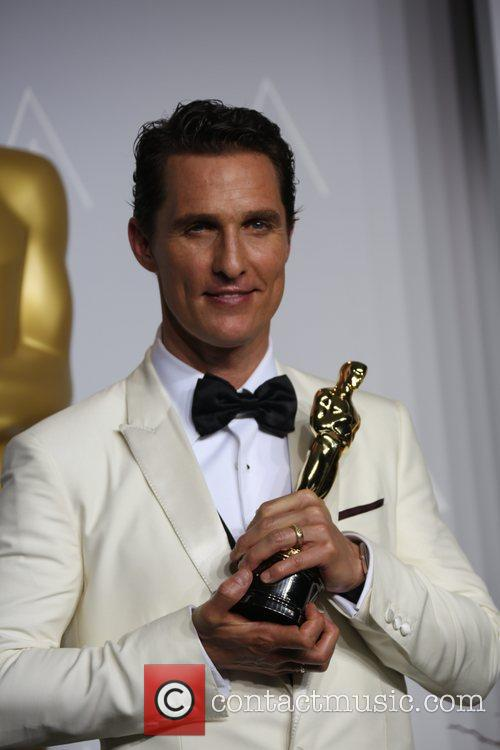 Matthew McConaughey, Oscars