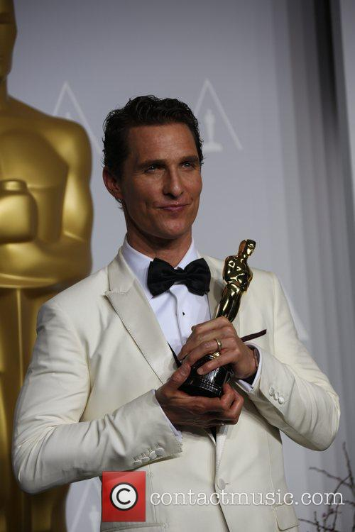 Matthew McConaughey 1