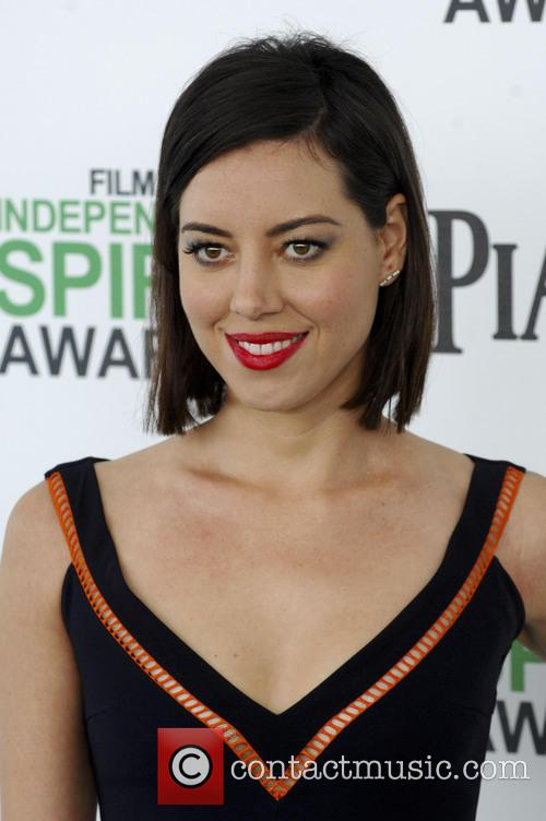 aubrey plaza the 2014 film independent spirit 4092034