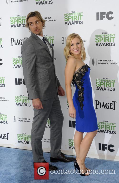 Dax Shepard and Kristen Bell 2