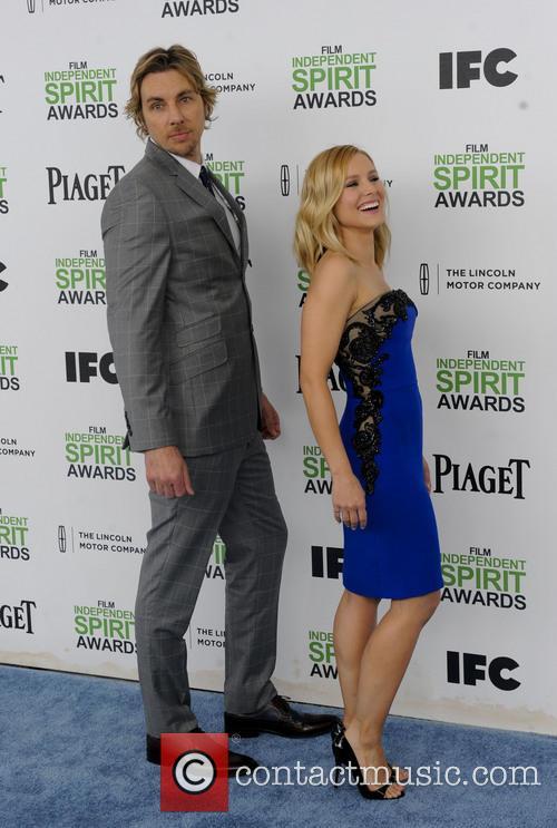 Dax Shepard and Kristen Bell 3