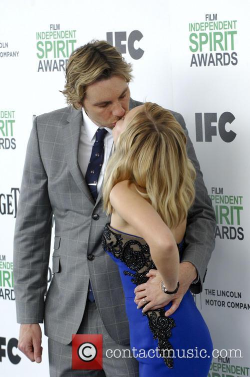 Kristen Bell and Dax Shepherd